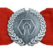 Isännöintiliiton hopeinen ansiomerkki