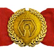 Isännöintiliiton kultainen ansiomerkki
