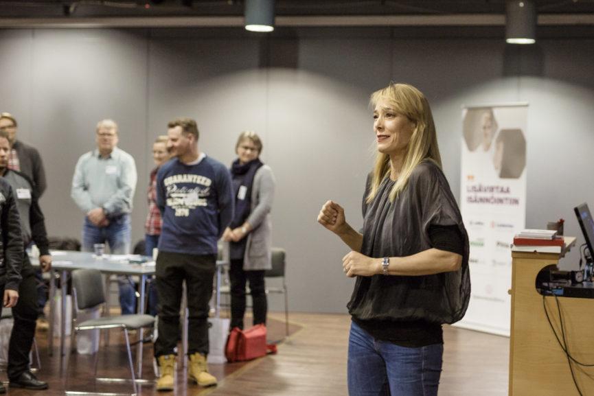 Lisävirtaa isännöintiin: työn merkitys, motivaatio, jaksaminen (Helsinki) - Isännöintiliitto