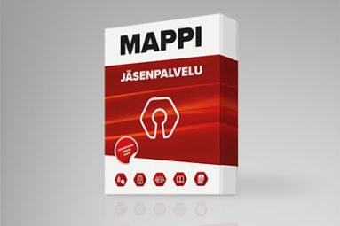 Mappi-jäsenpalvelu