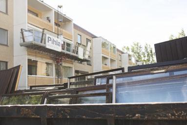 Käytettyjen asuntojen kaupassa piilee hintakupla