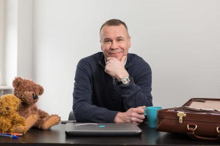 Juha Lahtinen Kiinteistötarina