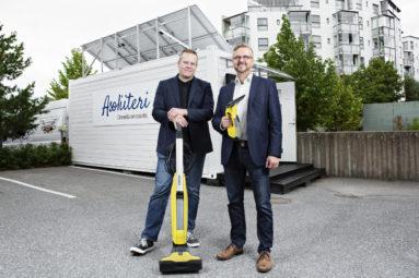 Asoliiteri kisaa Isännöintiteko 2018 -palkinnosta