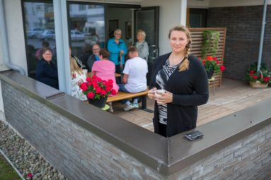 Isännöitsijä Annika Aura kisaa Isännöitsijä 2018 -palkinnosta