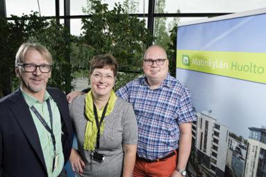 Matinkylän Huolto Oy kisaa Isännöintiyritys 2018 -palkinnosta
