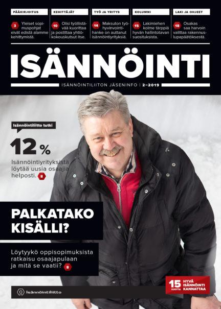 Isännöinti-lehti 2_2019_kansi