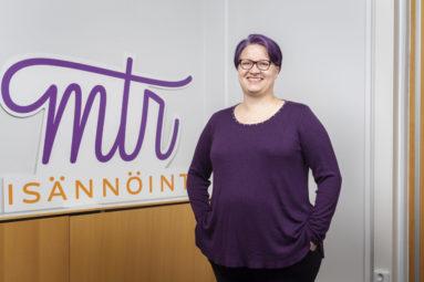 Marianne Aho-Mankki, MTR Isännöinti Oy