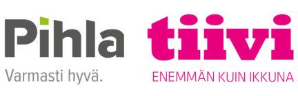 Logo Pihla ja Tiivi