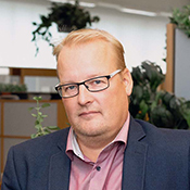 Jan-Erik Wasenius. Kuva: Digitoimisto Digitaali