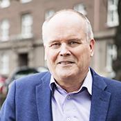 Juha Niskanen. Kuva: Lasse Lecklin